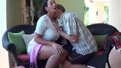 Reaching a sexual state a mother needs and a virgin son Full film