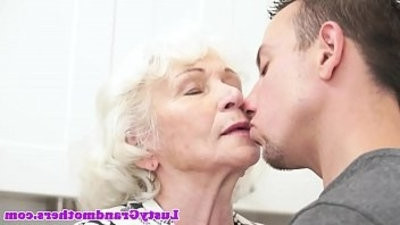 Euro grandmoms hairypussy fucked