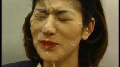 Sperm bukkake showers 20 Japanese Bukkake
