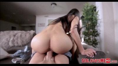 TittyAttack Hot Black Latina Masturbates With Pointer Sisters