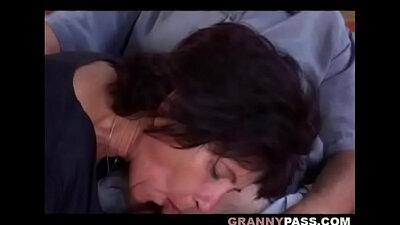 Anal sex for grandma