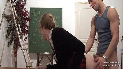 Seborn Naughty School Teacher Naked and Fisting