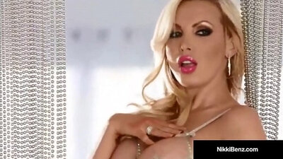Steaming Hot Disco Strip Club With Mr. Bondy And Nikki Benz