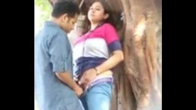 Naughty Indian Hot Fuck by Man in Public Bathing Beach