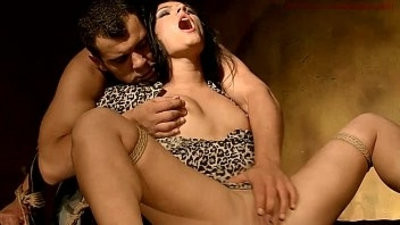 My slave Honey getranssexual BDSM training