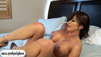 Huge tittys woman drilled hard and deep