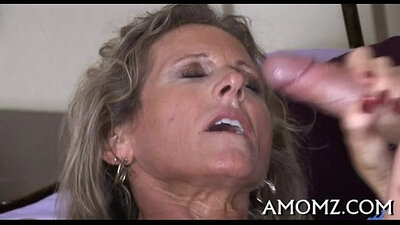Amateur Spied Two Horny Mature Bimbos