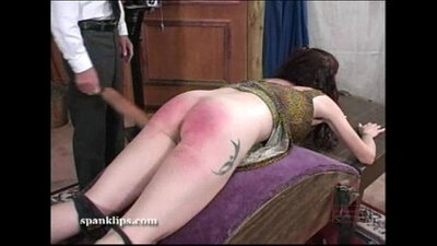 LICKING THE SPANKING FACE NAUGHTY MOST DANGEROUS