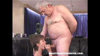 beauty is getting a a tongue inside her moist cunt lips after he rides her cock