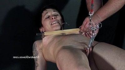 Asian Mei Maras extreme supremacy submission gimp girl training of oriental agonywhore in hum