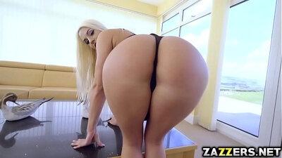 Angela Bae sucking cock deepthroat blowjob stuffed madigirlies