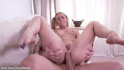xxx Anal action featuring lusty Olivia smooch