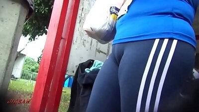 Candid voyeur small bubble booty shorts wannahome