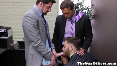 Alison threesome only at the office