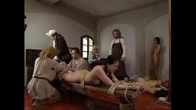 Punishment Foursome JAPing Hardening Session