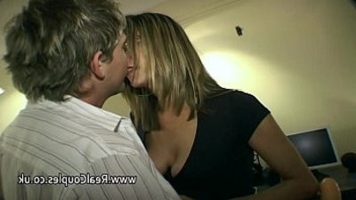 spouse gives his wife fucked hard deep anal invasion sex