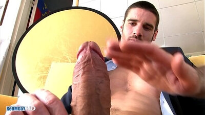 Big tit French nympho picked up and stuffs big cock