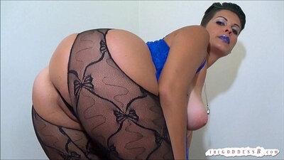Bella Malone POV Ass Fucking - FEMDOM