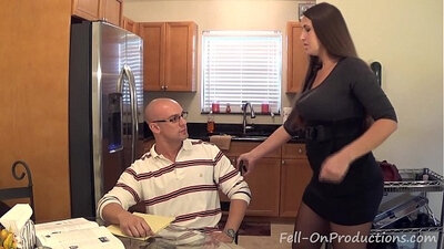Milf Son and Mom