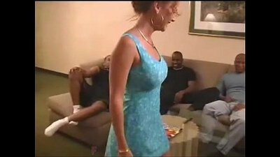 Abby gaped in thrale sex gangbang