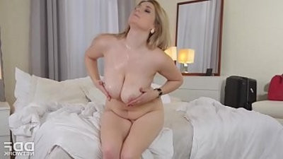 Titty Fuck on the Menu freshcomer Getranssexual a Deep Fuck