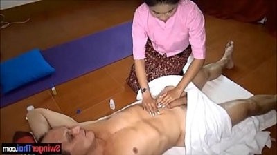 Asian massage from Thailand gives utter service