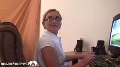 Inccrimsonible banging act with gorgeous inexperienced young woman