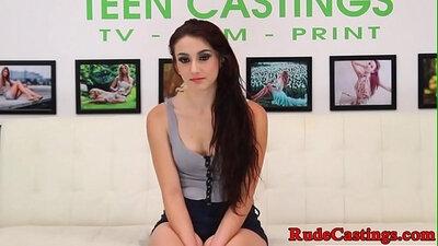 Amateur teen anal casting Sleepwalking Stepbro