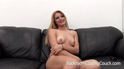 Blonde anal creampie casting xxx Got a tip of the day for breakfast