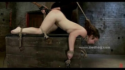 Bondage Spanking and Sex Slave After Submissive Dannyandra Swordy