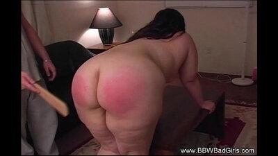 Chubby milf Bailey Renee sucks a hard dick