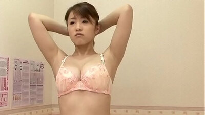 Big boobed Japanese chick Boyfriend Vid