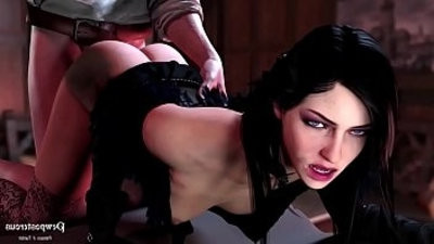 FapZone Yennefer The Witcher