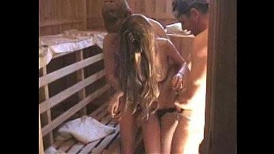 Girl was coerced in the sauna
