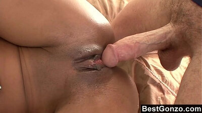 Step dad pounds Nescoms tit hole