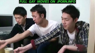 Straight jerk off gay with buddies
