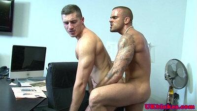 Bisexual&BigBuck Combo @British Sex Scene