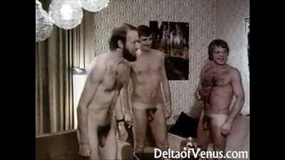 mature German classic movies gets interracial porn with Papy Voya