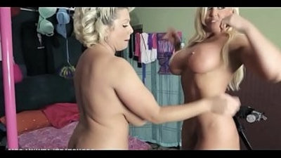 Fake Tit Claudia Marie Destroyed By Fat Ass Alura Jenson