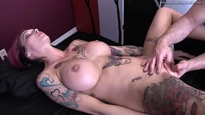 Anna Bell Peaks Gets Mnutsage and blessed Ending