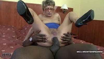 Granny wants to fuck a boy holeg black hard long cock