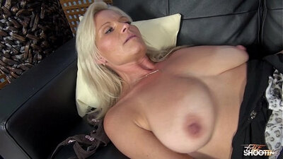 Milf mom gets railed males on casting porn trailers