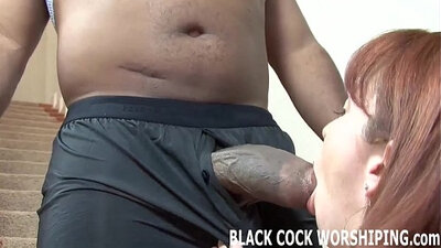 Ass To Mouth Cum Throats and Fucks Black Cock