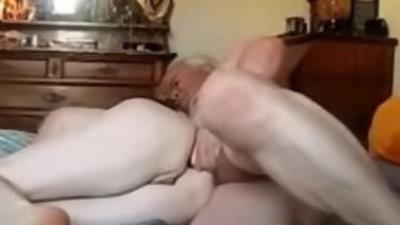 OLDER anal invasion lovemaking
