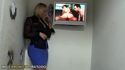 Mellanie Monroe Having Interracial Sex