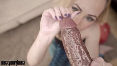 Candy May Intense and sensuous POV handjob