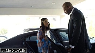 BLACKED very first Interracial For Rich Arab Girl Jade Jantzen