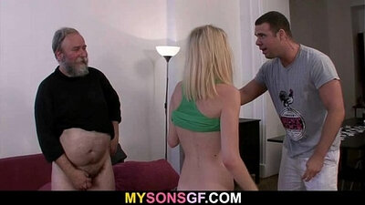 Father Trick And Punish Sons