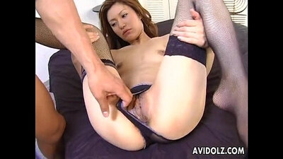 Unbelievable deep and wet pussy drilling