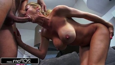 practiced MILF Alexis Fawx Gives Shy Guy a Proper suckjob